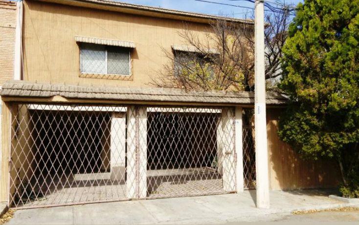 Foto de casa en venta en, cerro del pueblo, saltillo, coahuila de zaragoza, 1585560 no 01