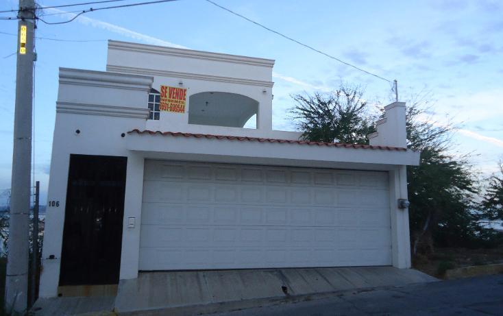 Foto de casa en venta en  , cerro del vigía, mazatlán, sinaloa, 1119841 No. 01