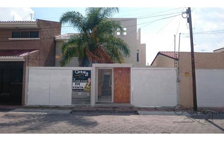 Foto de casa en venta en  , jardines de la concepción 1a sección, aguascalientes, aguascalientes, 1960745 No. 01