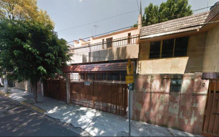 Foto de casa en venta en cerro gordo, campestre churubusco, coyoacán, df, 2010376 no 01