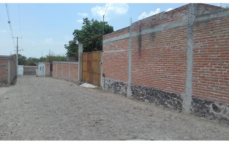 Foto de terreno habitacional en venta en  , cerro gordo, san juan del río, querétaro, 1873834 No. 06