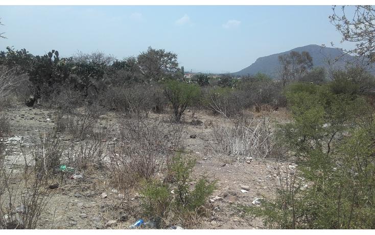 Foto de terreno habitacional en venta en  , cerro gordo, san juan del río, querétaro, 1873834 No. 07