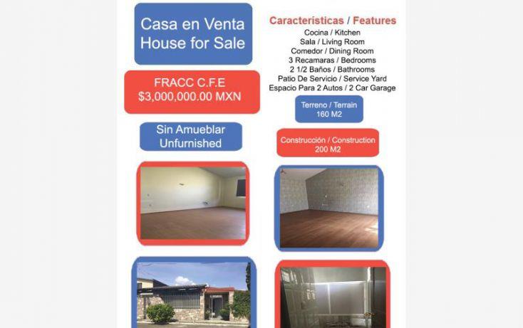Foto de casa en venta en cfe 1, comisión federal de electricidad, irapuato, guanajuato, 1994498 no 01