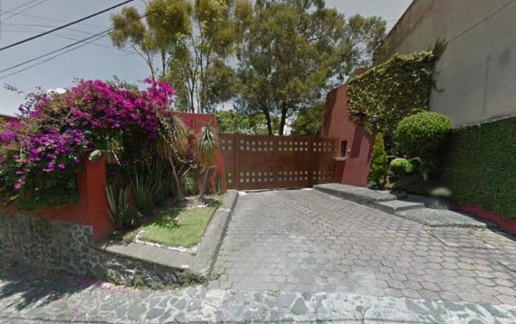 Foto de casa en venta en  31, barrio san francisco, la magdalena contreras, distrito federal, 2850508 No. 01
