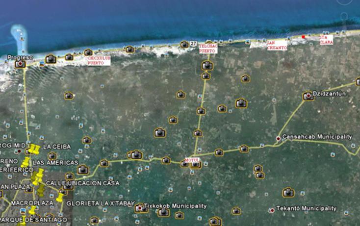 Foto de terreno habitacional en venta en  , chabihau, yobaín, yucatán, 1091277 No. 21