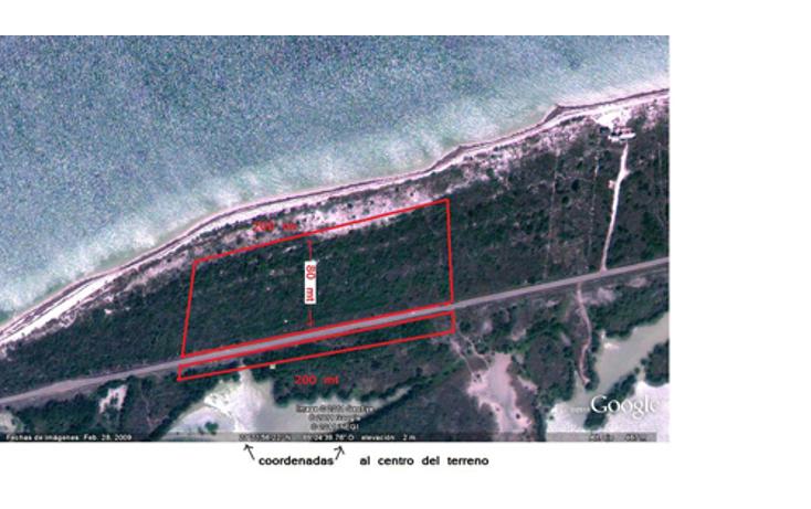 Foto de terreno habitacional en venta en  , chabihau, yobaín, yucatán, 1147121 No. 03