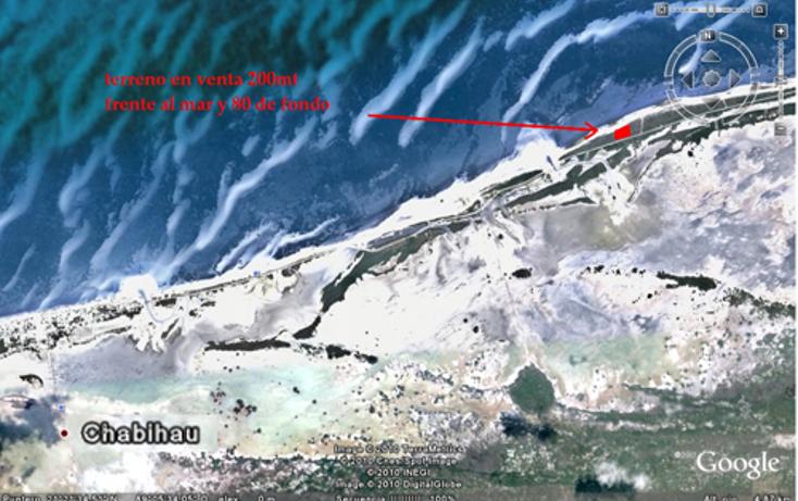 Foto de terreno habitacional en venta en  , chabihau, yobaín, yucatán, 1147121 No. 04