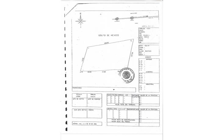 Foto de terreno habitacional en venta en  , chabihau, yobaín, yucatán, 1147121 No. 05
