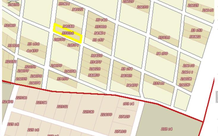 Foto de terreno habitacional en venta en  , chablekal, m?rida, yucat?n, 1043875 No. 02