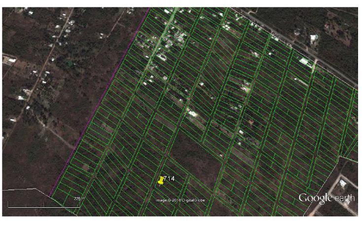 Foto de terreno habitacional en venta en  , chablekal, m?rida, yucat?n, 1043875 No. 03