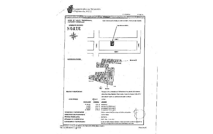 Foto de terreno habitacional en venta en  , chablekal, m?rida, yucat?n, 1057755 No. 02