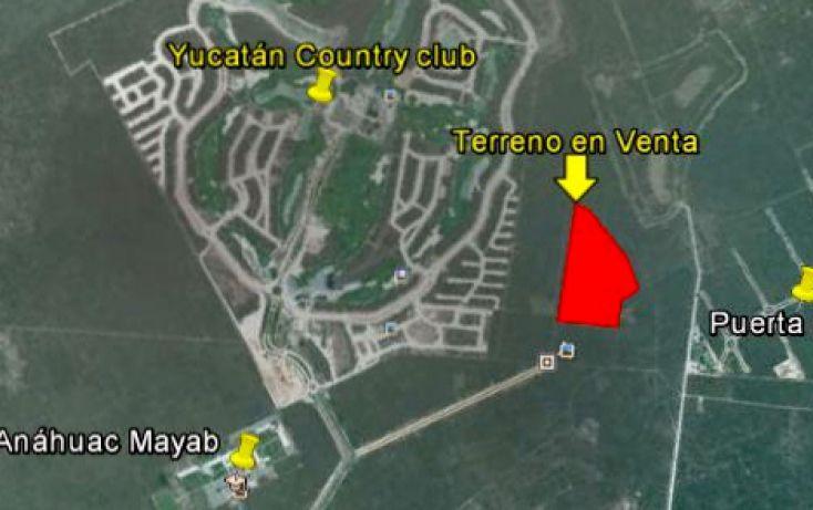 Foto de terreno habitacional en venta en, chablekal, mérida, yucatán, 1060255 no 02