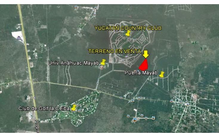 Foto de terreno habitacional en venta en  , chablekal, m?rida, yucat?n, 1060255 No. 03