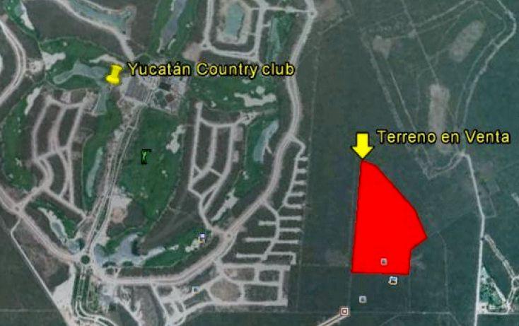 Foto de terreno habitacional en venta en, chablekal, mérida, yucatán, 1060255 no 04