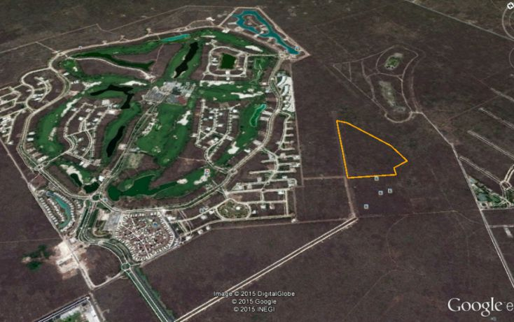 Foto de terreno habitacional en venta en, chablekal, mérida, yucatán, 1060255 no 06