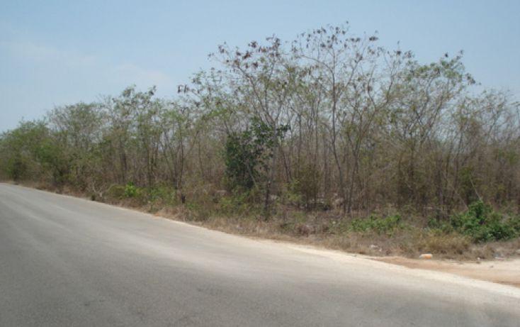 Foto de terreno habitacional en venta en, chablekal, mérida, yucatán, 1088503 no 02