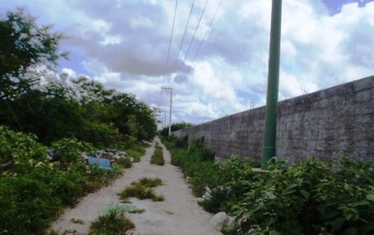 Foto de terreno habitacional en venta en  , chablekal, mérida, yucatán, 1097147 No. 04