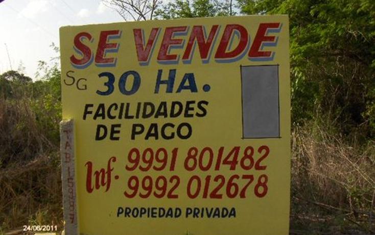 Foto de terreno habitacional en venta en  , chablekal, m?rida, yucat?n, 1098359 No. 04
