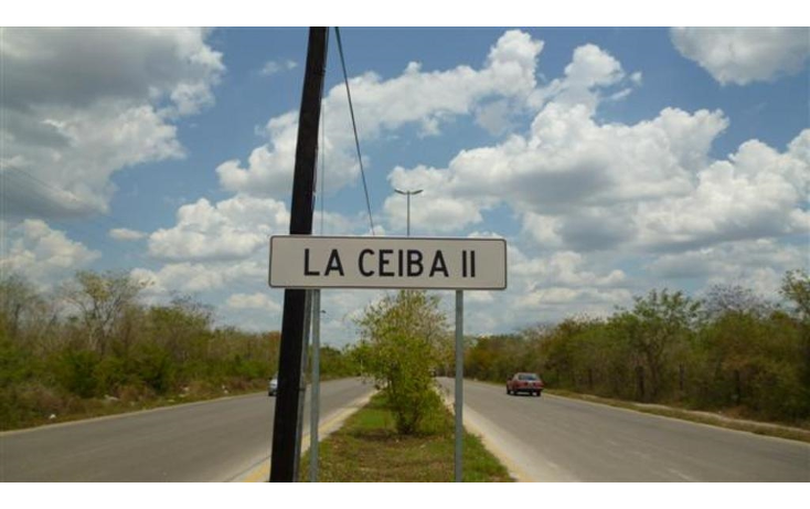 Foto de terreno habitacional en venta en  , chablekal, mérida, yucatán, 1132717 No. 01