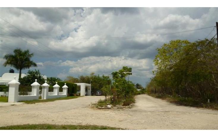 Foto de terreno habitacional en venta en  , chablekal, mérida, yucatán, 1132717 No. 02
