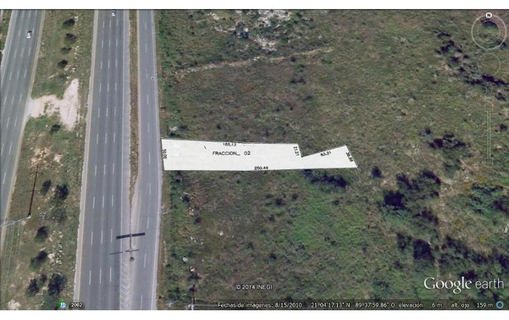 Foto de terreno comercial en venta en  , chablekal, mérida, yucatán, 1134471 No. 01