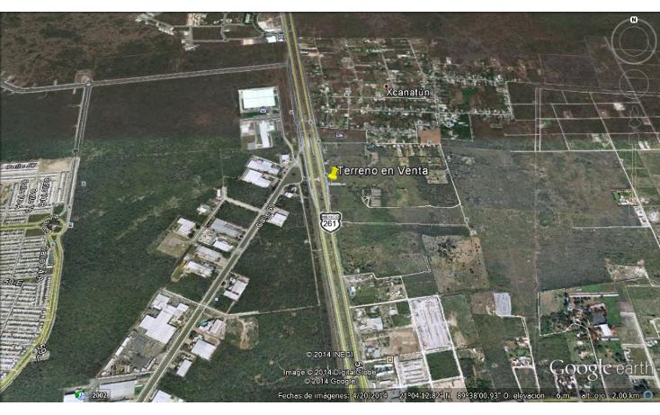 Foto de terreno comercial en venta en  , chablekal, mérida, yucatán, 1134471 No. 02