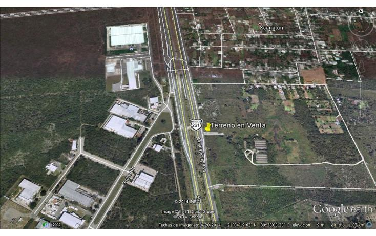Foto de terreno comercial en venta en  , chablekal, mérida, yucatán, 1134471 No. 03