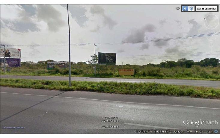 Foto de terreno comercial en venta en  , chablekal, mérida, yucatán, 1134471 No. 04