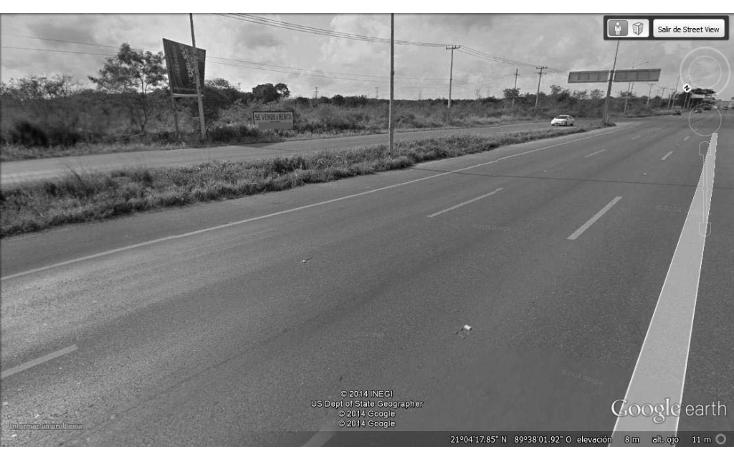 Foto de terreno comercial en venta en  , chablekal, mérida, yucatán, 1134471 No. 05