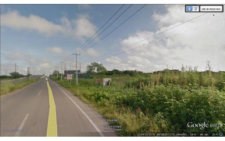 Foto de terreno comercial en venta en  , chablekal, mérida, yucatán, 1134471 No. 06