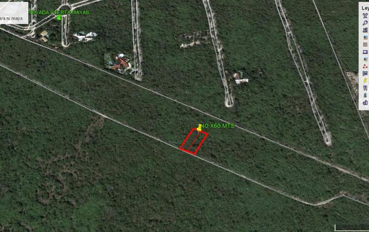 Foto de terreno habitacional en venta en  , chablekal, mérida, yucatán, 1141411 No. 02