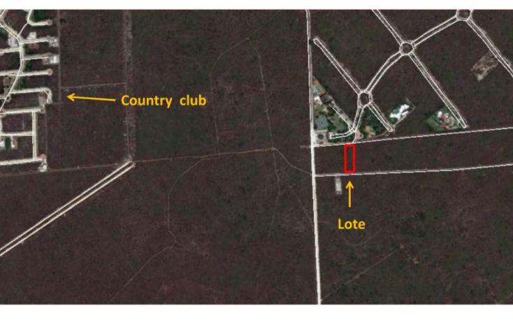 Foto de terreno habitacional en venta en, chablekal, mérida, yucatán, 1178535 no 03