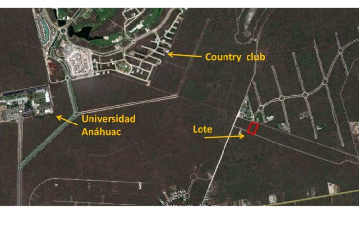 Foto de terreno habitacional en venta en, chablekal, mérida, yucatán, 1178535 no 04