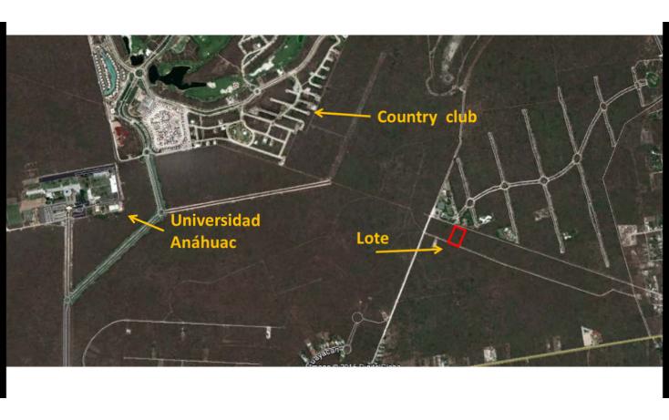 Foto de terreno habitacional en venta en  , chablekal, m?rida, yucat?n, 1178535 No. 04