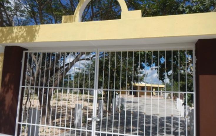 Foto de casa en venta en  , chablekal, mérida, yucatán, 1179511 No. 01