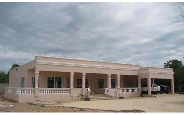 Foto de casa en venta en  , chablekal, m?rida, yucat?n, 1191485 No. 01