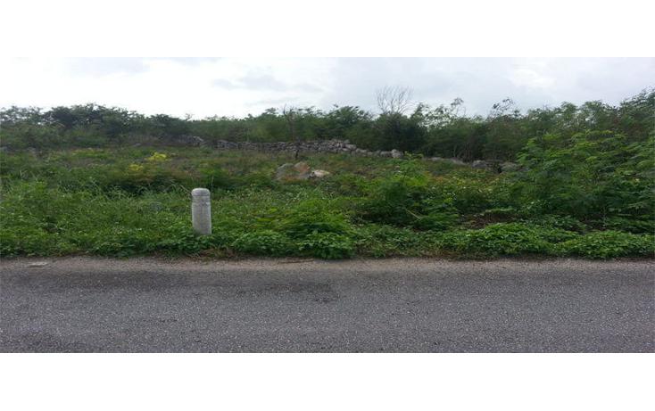 Foto de terreno habitacional en venta en  , chablekal, m?rida, yucat?n, 1202869 No. 05