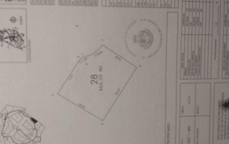 Foto de terreno habitacional en venta en, chablekal, mérida, yucatán, 1209561 no 04