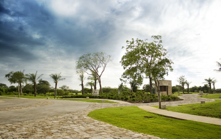 Foto de terreno habitacional en venta en  , chablekal, m?rida, yucat?n, 1229275 No. 02