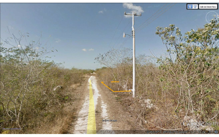 Foto de terreno habitacional en venta en  , chablekal, mérida, yucatán, 1285889 No. 11