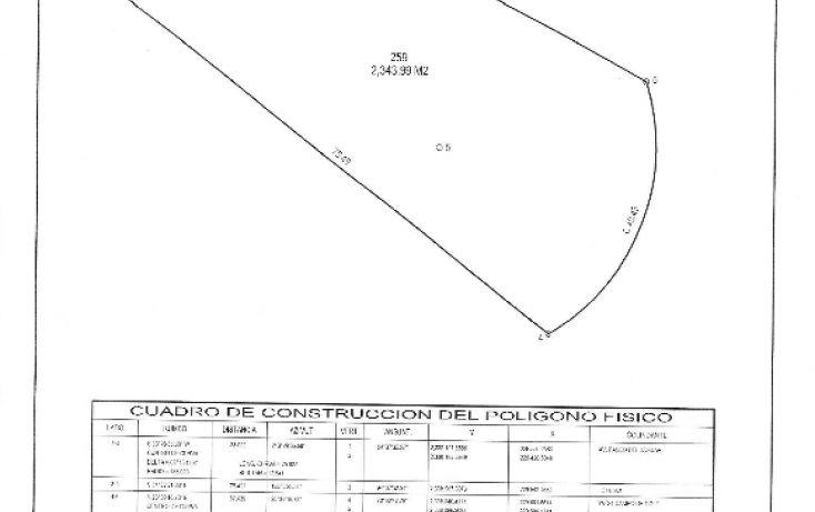 Foto de terreno habitacional en venta en, chablekal, mérida, yucatán, 1380917 no 02
