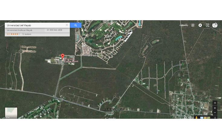 Foto de terreno habitacional en venta en  , chablekal, mérida, yucatán, 1393783 No. 01