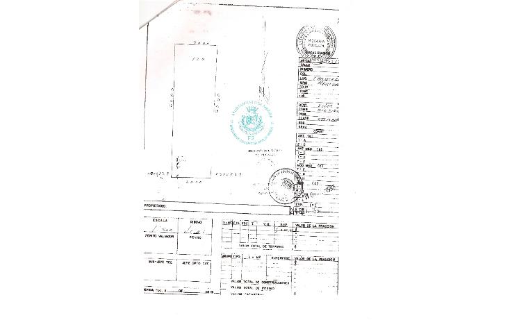 Foto de terreno habitacional en venta en  , chablekal, mérida, yucatán, 1393783 No. 03