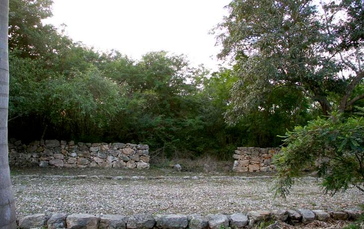 Foto de terreno habitacional en venta en  , chablekal, mérida, yucatán, 1396031 No. 14