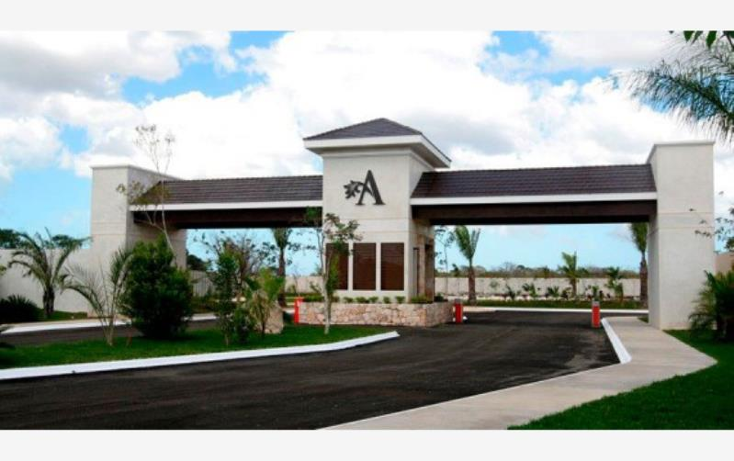 Foto de terreno habitacional en venta en  , chablekal, m?rida, yucat?n, 1402493 No. 01