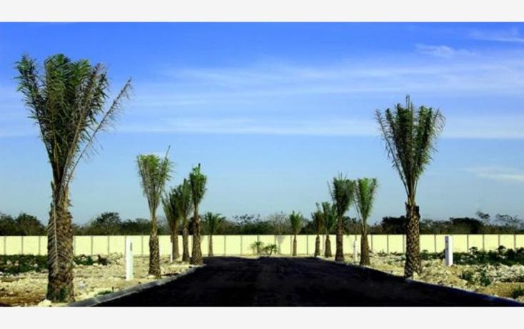 Foto de terreno habitacional en venta en  , chablekal, m?rida, yucat?n, 1402493 No. 04