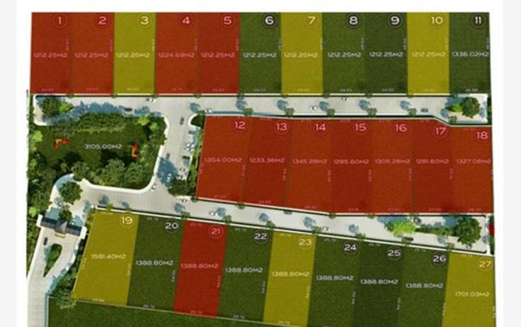 Foto de terreno habitacional en venta en  , chablekal, m?rida, yucat?n, 1402493 No. 07