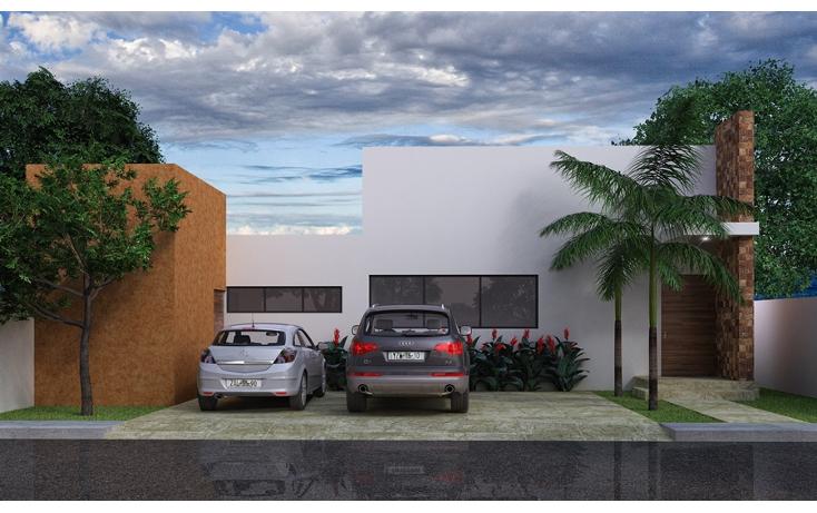 Foto de casa en venta en  , chablekal, mérida, yucatán, 1456443 No. 01