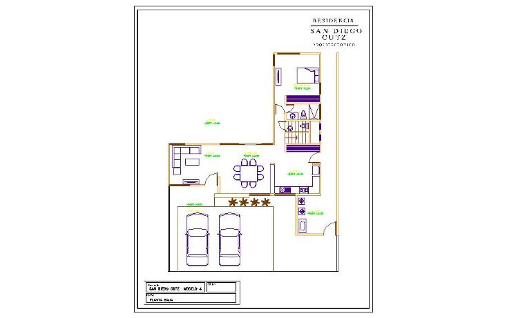 Foto de casa en venta en  , chablekal, mérida, yucatán, 1456443 No. 18