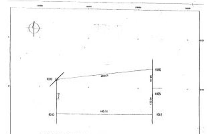 Foto de terreno habitacional en venta en  , chablekal, m?rida, yucat?n, 1460107 No. 03